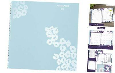 2021 Weekly Monthly Appointment Book Planner By 8 X 11 Large Wild