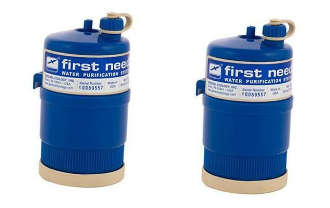 First Need Extra Large Elite Canister 302220