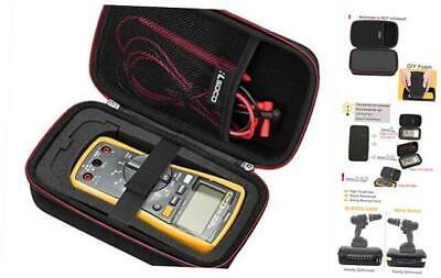 Rlsoco Carrying Case For Fluke 117115116114113177178179 Digital Multimete