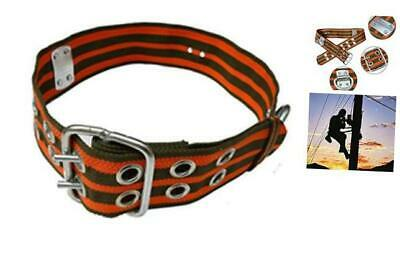 Fall Protection Safety Belt Tree Climbing Construction Harness Protective Gear