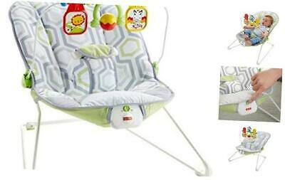 Fisher-Price Baby's Bouncer Geo Meadow Geo Meadow