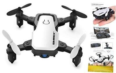 SIMREX X300C Mini Drone RC Quadcopter Foldable Altitude Hold Headless RTF 360