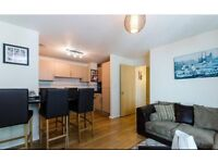 Modern two bed flat - St Georges Wharf - October - £2400