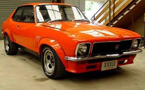 HOLDEN-TORANA-LC-LJ-TORANA-FLARES-A9X-STYLE-WILL-FIT-ALL-2-DOOR-CARS