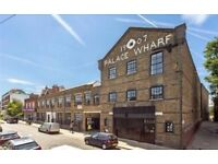 Beautiful 1B flat with outside space, available in Palace Wharf Apartments Rainville Road London