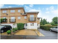 Fantastic 3 Double Bedroom Modern Town House with 4 car parking spaces for rent unfurnished