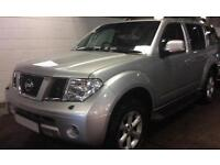 Nissan Pathfinder 2.5dCi 171 AVENTURA FROM £41 PER WEEK.