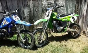 Looking to buy 2 dirt bikes or quads