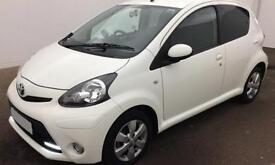 Toyota AYGO 1.0 ( 67bhp ) 2012MY AYGO Fire X PLAY FROM £20 PER WEEK!