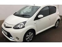 Toyota AYGO 1.0 ( 67bhp ) 2012MY AYGO Fire FROM £20 PER WEEK!
