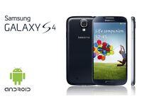 SAMSUNG GALAXY S4 (ORIGNAL) AS BRAND NEW