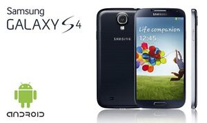 Unlocked Samsung s4 with life proof case