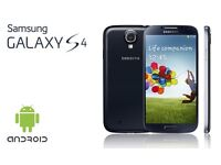 SAMSUNG S4 /LIKE AS NEW/GRADE A
