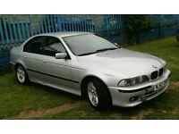 BMW 525d m sport 1 year mot