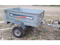 Galvanised trailer like Erde / Daxara wanted
