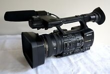 Sony HXR-NX5 NXCAM AVCHD Camcorder PAL Perth Northern Midlands Preview