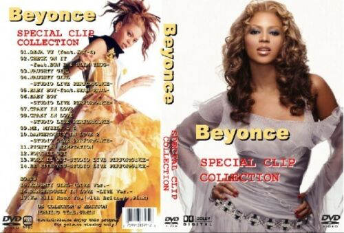 BEYONCE / Music Video Special Clip Collection DVD