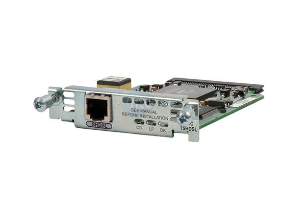 The DSL-Based WAN Interface Card