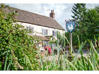 Chef required for beautiful country pub - up to £7.50 per hour plus tips