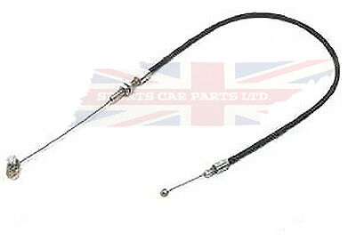 Brand New Triumph Spitfire Throttle Accelerator Cable for 1978-1980 LHD 734-310 - New Accelerator Cable
