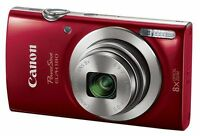 Lost a red small Canon Camera at Montreal en Lumieres