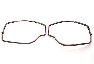 AVIATOR Brillenrahmen Farbe Gun  Leon Jeantet  für Aviator Brille T1 , T2 , T3