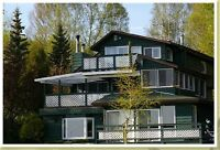 Lakefront Walkout home on Lake Wabamun. NEW LISTING