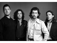 2 x standing Arctic Monkeys tickets to SOLD OUT Arena Birmingham show