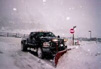 Snow removal! Snow storm is coming! #1 recommended company