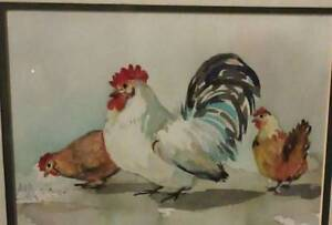 Original Signed Painting,LORA ARMBRUSTER,Listd Canadian Artist A