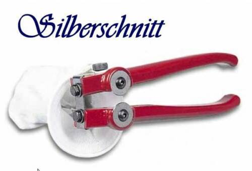 Silberschnitt Bohle Zag Zag Mosaic Nippers Cutters RED  BO 703.01