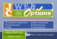 Conception Site Web - À Prix Économique!