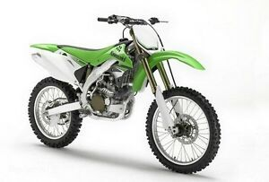 2006 KX 450F for parts