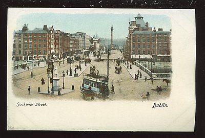 Ireland DUBLIN Sackville Street PPC pre 1919
