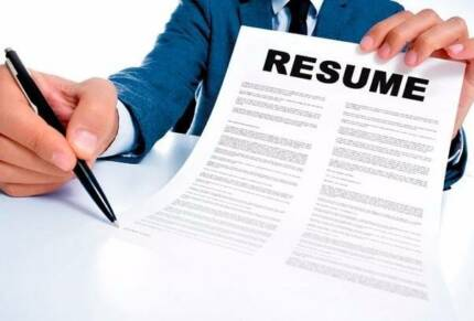 resume writer brisbane