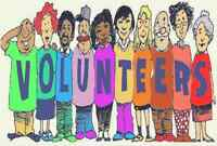 all available volunteer positions