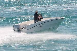 NEW Karnic 5.5m centre console boat Malaga Swan Area Preview