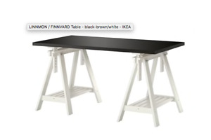 Table ikea linnmon kijiji in québec. buy sell & save with