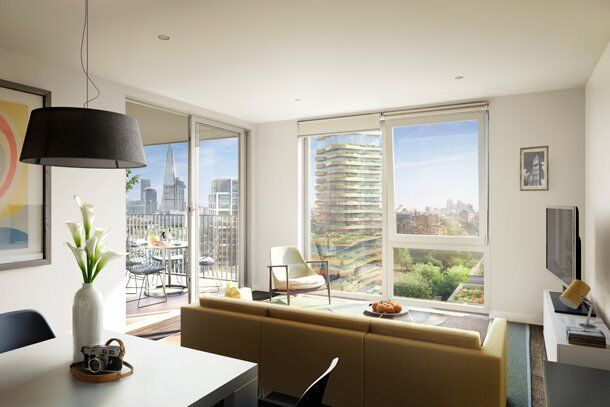 LUXURY BRAND NEW 2 BED SOUTH GARDEN MANSIONS ELEPHANT PARK SE1 CASTLE BOROUGH KENNINGTON LONDON