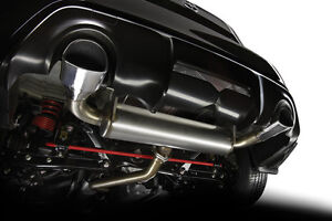 TRD Exhaust for Scion FRS/Subaru BRZ