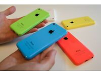 "IPHONE 5c, 16gb, Factory Unlocked, Mint Condition, ""TRUSTED SELLER"" £105 Each"