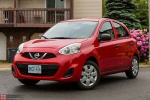 2015 Nissan MICRA S Hatchback gets 47 mpg
