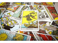 Experienced tarot card reader accepting new clients