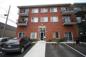 4 ½ in Lachine. 1ST floor – COMPLETELY RENOVATED CONDO STYLE