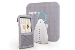 Angelcare Ultimate Baby Monitor Platinum Edition