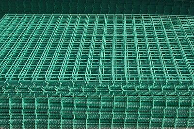 PVC Welded Wire Panel | 8 Pack | 1.82m x 0.91m| 2