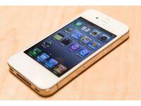 iPhone 4 - 8GB - Unlocked SIM Free Smartphone