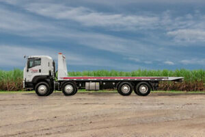 Isuzu FYJ 300-350 8x4 9.2m Tilt Tray In Stock! Tilt tray Ormeau Gold Coast North Preview