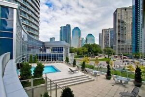 2Beds + 2Baths Condo for Rent