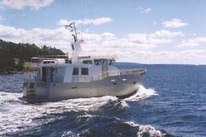 Offshore Trawler Yacht
